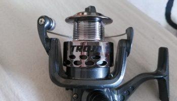 2 Balzer Troja 160 Allround Rollen