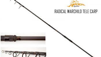 Quantum Radical Warchild Karpfenrute Tele
