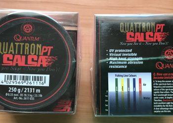 1 Großspule Quantum Quattron Salsa 0,35 mm