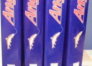 Angelzubehör, Angelpraxis in 4 Bände