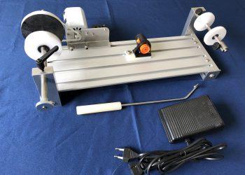 Angel Schurspulstation Schnurspulgerät Maschine elektrisch w NEU