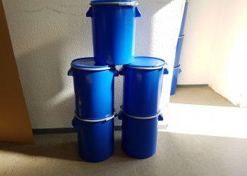 NEU 5€ Luftdichte Wasserdichte Behälter extrem Stoßfest mit Spannring