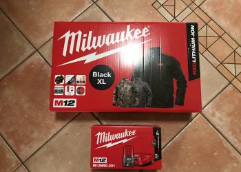 Milwaukee Heizjacke XL *NEU*