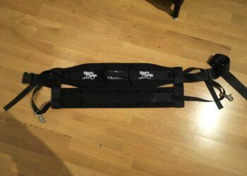 Harness und Belt zum Stand- Up fischen