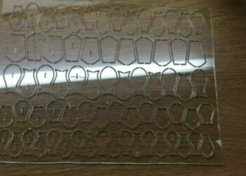 Tauchschaufel Für Wobbler 2mm polycarbonat