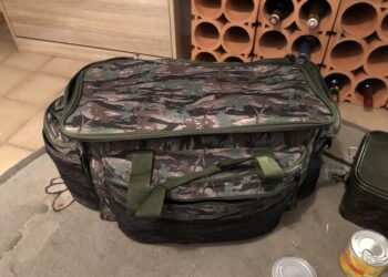 Karpfentasche Carryall Tasche Futtertasche NTG Neu