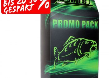 Magic Baits Promo Pack Angelzubehör Carp Tackle Angelset Geschenkidee für Angler